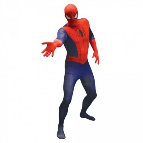 Disfraz de Spiderman clásico Morphsuit - Imagen 1