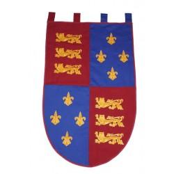 Estandarte medieval Eduardo III - Imagen 1