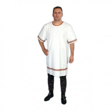 Túnica medieval romana para hombre - Imagen 1