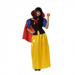 Disfraz de Reina Nieves - Imagen 1