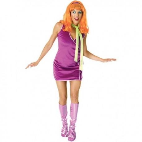 Disfraz de Daphne de Scooby-Doo - Imagen 1