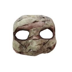 Media máscara de Momia de látex - Imagen 1