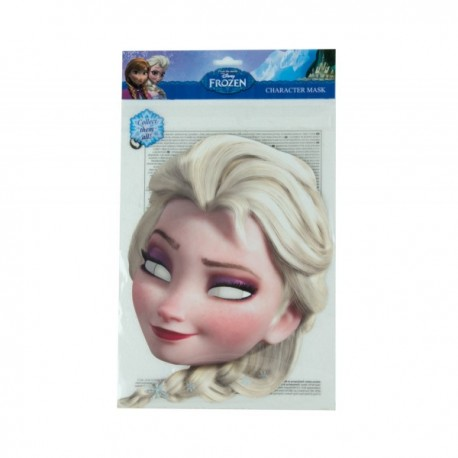 Máscara Elsa Frozen - Imagen 1