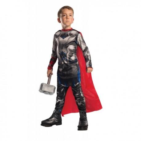Disfraz de Thor Classic Los Vengadores II La Era de Ultrón para niño - Imagen 1