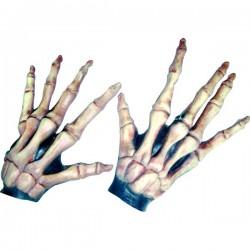 Manos de Esqueleto alargadas - Imagen 1