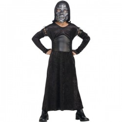 Disfraz de Mortífago deluxe niña - Imagen 1