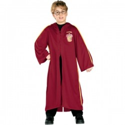 Disfraz de Harry Potter túnica Quidditch niño - Imagen 1