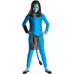 Disfraz de Neytiri Avatar niña - Imagen 1