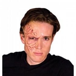 Prótesis de látex piel desfigurada - Imagen 1