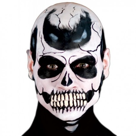 Mandíbula de esqueleto tétrico - Imagen 1