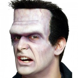 Prótesis de espuma cabeza de Frankenstein - Imagen 1