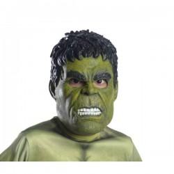 Máscara de Hulk Vengadores: La Era de Ultrón para niño - Imagen 1