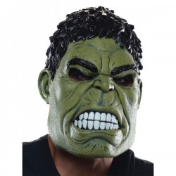 Máscara de Hulk Vengadores: La Era de Ultrón para hombre - Imagen 1