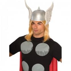 Casco de Thor Marvel para adulto - Imagen 1