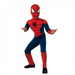 Disfraz de Ultimate Spiderman musculoso para niño - Imagen 1