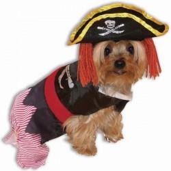 Disfraz de pirata para perro - Imagen 1