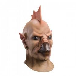 Máscara de Tomar Re Linterna Verde deluxe para adulto - Imagen 1