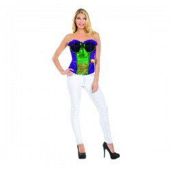 Corsé del Joker sexy para mujer - Imagen 1