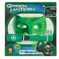 Kit accesorios Linterna Verde para hombre - Imagen 1