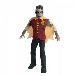Disfraz de Robin zombie Blackest Night deluxe para niño - Imagen 1