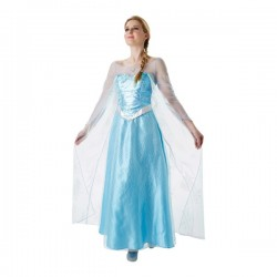 Disfraz de Elsa Frozen para mujer - Imagen 1