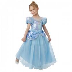Disfraz de Cenicienta prestige para niña - Imagen 1