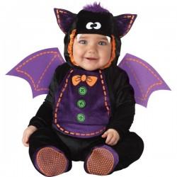 Disfraz de murciélago Halloween para bebé - Imagen 1