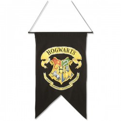 Estandarte Hogwarts - Imagen 1