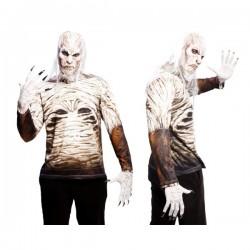 Camiseta de caminante blanco white walker - Imagen 1