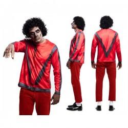 Camiseta de zombie Thriller para hombre - Imagen 1