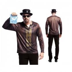 Camiseta Walter White Breaking para hombre - Imagen 1