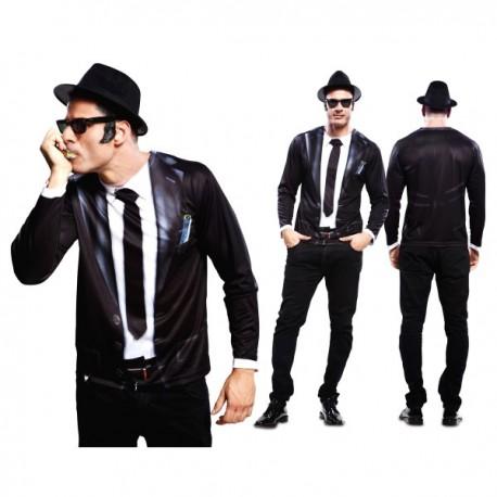 Camiseta Bluesman para hombre - Imagen 1