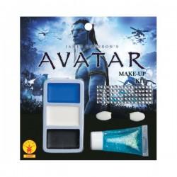 Maquillaje Avatar - Imagen 1