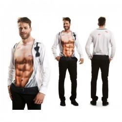 Camiseta sexy boy para hombre - Imagen 1