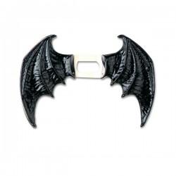 Maxi Alas negras de murciélago unisex - Imagen 1