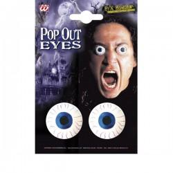Ojos aterradores para hombre - Imagen 1
