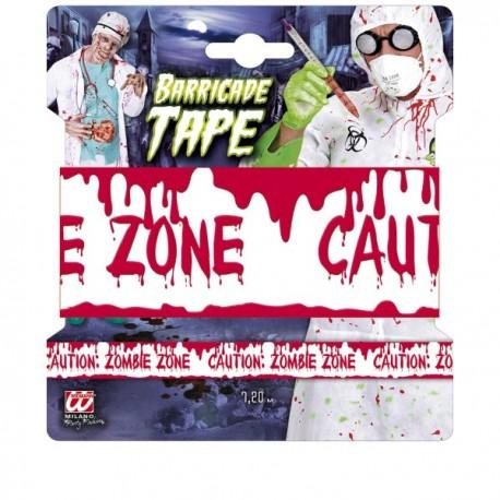 Cinta de zona zombie - Imagen 1