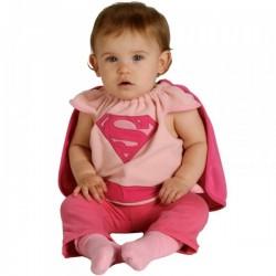 Disfraz de Supergirl Bebé - Imagen 1