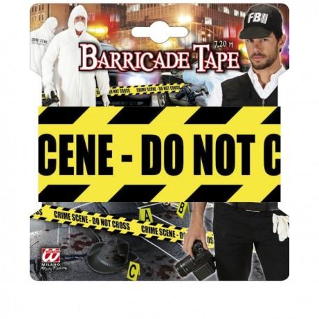 Cinta de escena del crimen - Imagen 1