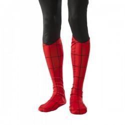 Cubrebotas Spiderman Marvel para adulto - Imagen 1