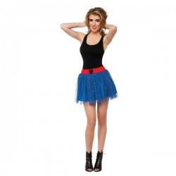 Falda Spidergirl Marvel classic para mujer - Imagen 1