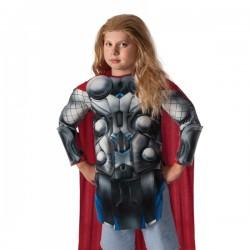 Peluca Thor Vengadores: La Era de Ultrón para niño - Imagen 1