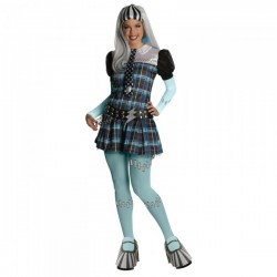 Disfraz de Frankie Stein Monster High Adulto - Imagen 1