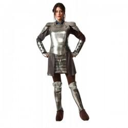 Disfraz de Blancanieves armadura Blancanieves y la Leyenda del Cazador para adolescente - Imagen 1