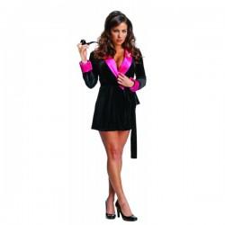 Bata de Playboy para mujer - Imagen 1