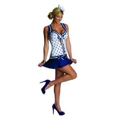 Disfraz de marinera Playboy para mujer - Imagen 1