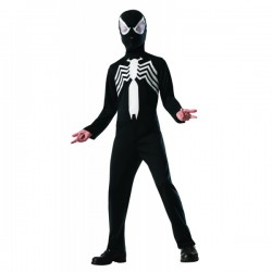 Disfraz de Spiderman black Ultimate Spiderman para niño - Imagen 1