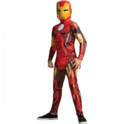 Disfraz de Iron Man Marvel Vengadores para niño - Imagen 1