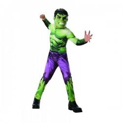 Disfraz de Hulk Marvel Vengadores para niño - Imagen 1