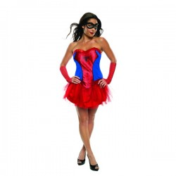 Disfraz de Spidergirl Marvel classic para mujer - Imagen 1